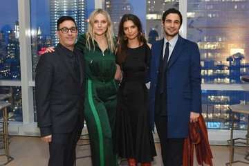 Zac Posen InStyle Dinner To Celebrate The April Issue Hosted By Cover Star Ciara And Laura Brown