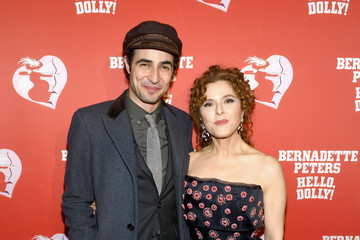 Zac Posen Bernadette Peters' Opening Night of 'Hello, Dolly!' On Broadway