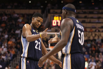 Launch Rudy Gay and Zach