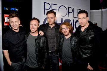 Zach Filkins Drew Brown Arrivals at the People's Choice Awards — Part 2