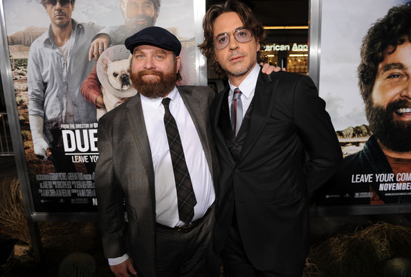 "Premiere Of Warner Bros. Pictures' ""Due Date"" - Arrivals"