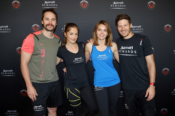 Zach Gilford Marriott Rewards Reunites Cast Members of 'Friday Night Lights' for Spartan Race
