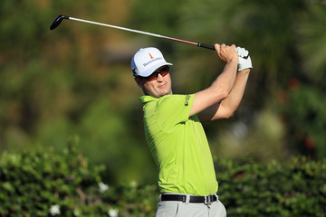 Zach Johnson Sony Open In Hawaii - Round Two