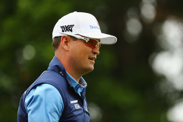 Zach Johnson Travelers Championship - Round Three