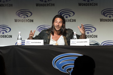 Zach McGowan WonderCon 2018 - Day 1