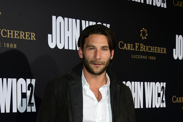 Zach McGowan Premiere Of Summit Entertainment's 'John Wick: Chapter Two' - Arrivals