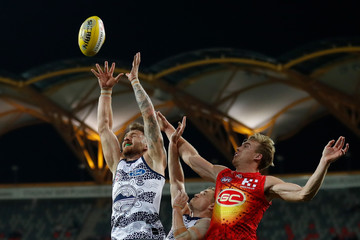 Zach Tuohy AFL Rd 11 - Gold Coast vs. Geelong