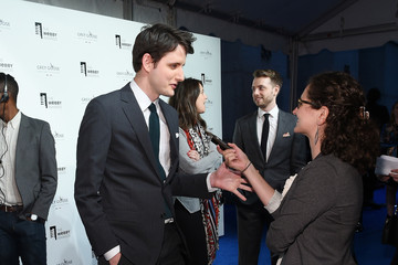 Zach Woods The 19th Annual Webby Awards - Arrivals
