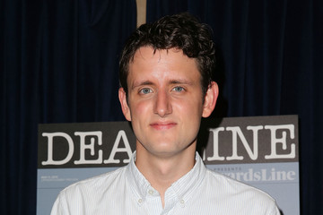 Zach Woods Deadline Hollywood's 2015 Emmy Party