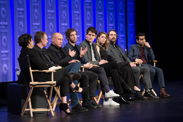Zach Woods Kumail Nanjiani The Paley Center For Media's 35th Annual PaleyFest Los Angeles - 'Silicon Valley' - Inside