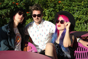 Zachary James House of Holland Eyewear Pool Party