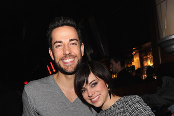 Zachary Levi Krysta Rodriguez Montblanc Presents The 13th Annual 24 Hour Plays On Broadway - After Party