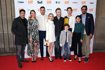 Zachary Quinto 2017 Toronto International Film Festival - 'Who We Are Now' Premiere