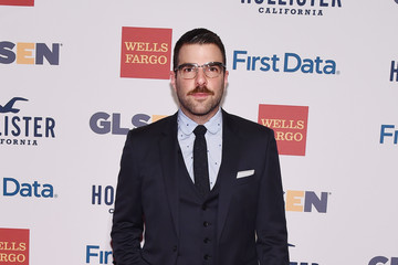 Zachary Quinto 2017 GLSEN Respect Awards, New York - Arrivals