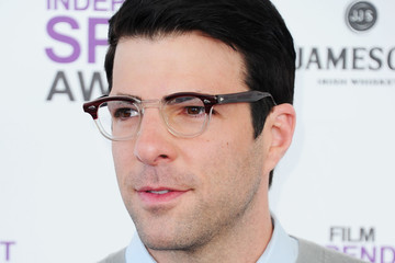 Zachary Quinto 2012 Film Independent Spirit Awards - Arrivals