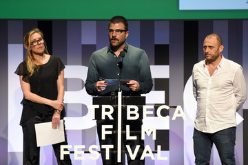 Zachary Quinto Awards Night - 2017 Tribeca Film Festival