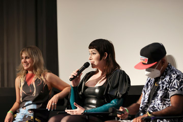 Zackary Drucker D'Lo Outfest Los Angeles LGBTQ Film Festival's 5th Annual Trans And Nonbinary Summit