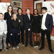 Zahara Marley Jolie-Pitt 'The Boy Who Harnessed The Wind' Special Screening, Hosted By Angelina Jolie
