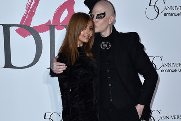 Zahia Dehar The Launch of the New Fragrance 'La Diva' and 50th Anniversary of Emanuel Ungaro - Photocall