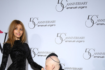 Zahia Dehar The Launch of the New Fragrance 'La Diva' and 50th Anniversary of Emanuel Ungaro - Cocktail & Performances