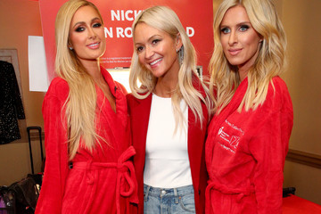 Zanna Roberts-Rassi The American Heart Association's Go Red For Women Red Dress Collection 2020 - Backstage