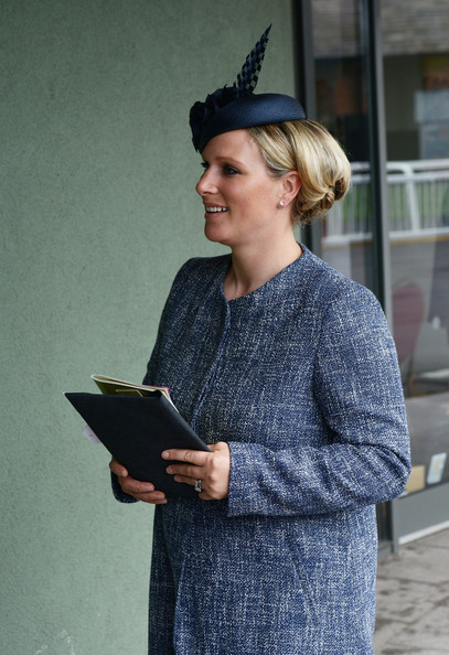 Zara Phillips Photos Photos Fashion And Celebrities At