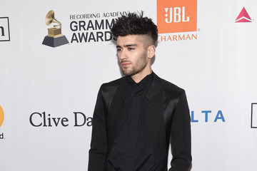 Zayn Malik Grammy Salute To Industry Icons Honoring Jay-Z - Arrivals