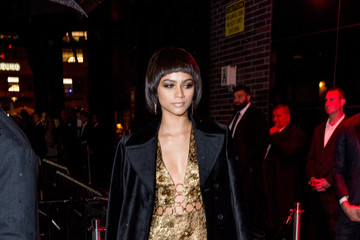 Zendaya Coleman 'Manus x Machina: Fashion in an Age of Technology' Costume Institute Gala - After Parties