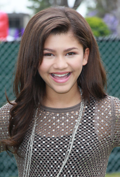 "Zendaya Coleman Actress Zendaya Coleman attends the Elizabeth Glaser Pediatric AIDS Foundation's ""A Time For Heroes Event"" at Wadsworth Theater on the Veterans Administration Lawn on June 12, 2011 in Los Angeles, California."
