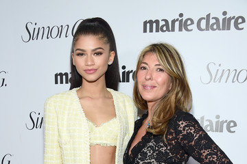 Zendaya Coleman Marie Claire Hosts 'Fresh Faces' Party Celebrating May Issue Cover Stars - Red Carpet