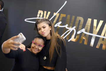 Zendaya Coleman Zendaya Launches Daya by Zendaya at NYC Pop-Up