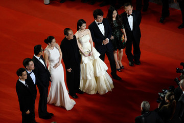 Zhang Huiwen 'Coming Home' Premieres at Cannes