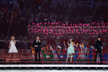 Zhang Jie Summer Youth Olympic Games: Opening Ceremony