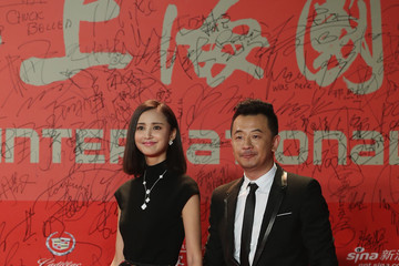 Zhang Xinyi 16th Shanghai International Film Festival - Opening Ceremony & Red Carpet