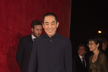 Zhang Yimou Marrakech International Film Festival - 'Touch Of The Light' Opening Film Premiere