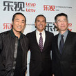 Zhang Yimou Le Vision Pictures Celebrates the Launch of Le Vision Pictures USA