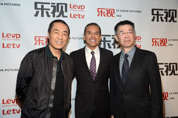 Le Vision Pictures Celebrates the Launch of Le Vision Pictures USA []