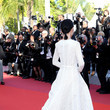 Zhang Ziyi Closing Ceremony Red Carpet - The 72nd Annual Cannes Film Festival