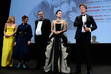 Zhang Ziyi Thomas Vinterberg 'The Bling Ring' Premieres in Cannes