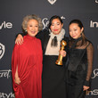 Zhao Shuzhen The 2020 InStyle And Warner Bros. 77th Annual Golden Globe Awards Post-Party - Red Carpet