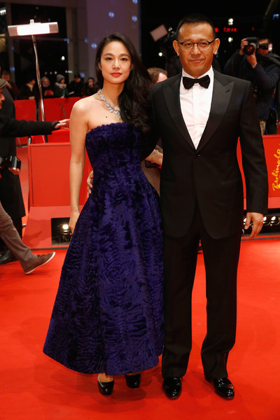 'Gone with the Bullets' Premiere - 65th Berlinale International Film Festival