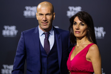 Zinedine Zidane The Best FIFA Football Awards