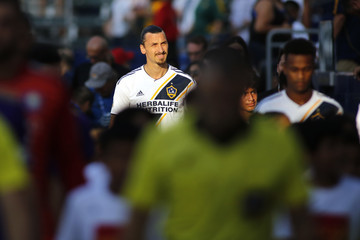 Zlatan Ibrahimovic Orlando City SC vs. Los Angeles Galaxy