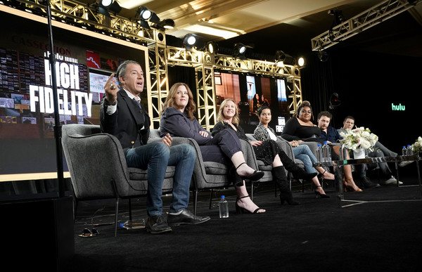 Hulu Panel - Winter TCA 2020