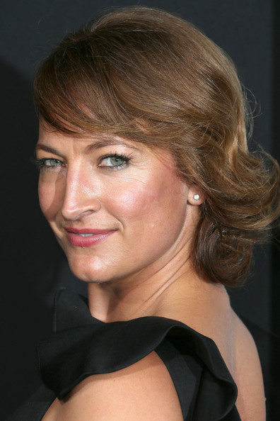 "Zoe Bell - Premiere Of Paramount Pictures' ""Hansel And Gretel Witch Hunters"" - Arrivals"