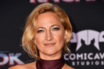 Zoe Bell Premiere of Disney and Marvel's 'Thor: Ragnarok' - Arrivals
