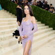 Zoe Deutch The 2021 Met Gala Celebrating In America: A Lexicon Of Fashion - Arrivals