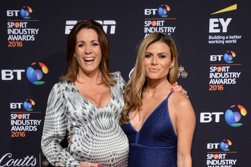 Zoe Hardman BT Sport Industry Awards 2016