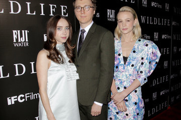 Zoe Kazan Los Angeles Premiere For IFC Films' 'Wildlife' - Red Carpet