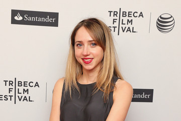 Zoe Kazan 'In Your Eyes' Premieres in NYC